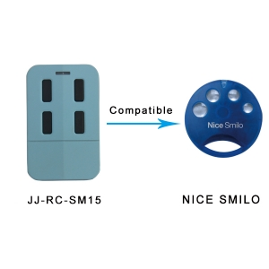 Compatible original Nice SMILO