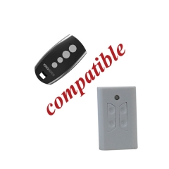 433.92mhz Compatible Kingate remote transmitter reviews