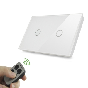 2gang 1way touch switch with remote reviews