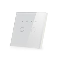 wall touch switch with timer