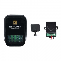 Gate opener Hands free device card reader