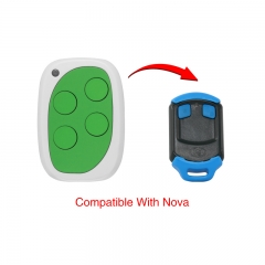 Compatible Rossi,Peccinin,PPA,Nova Garage Door Remote
